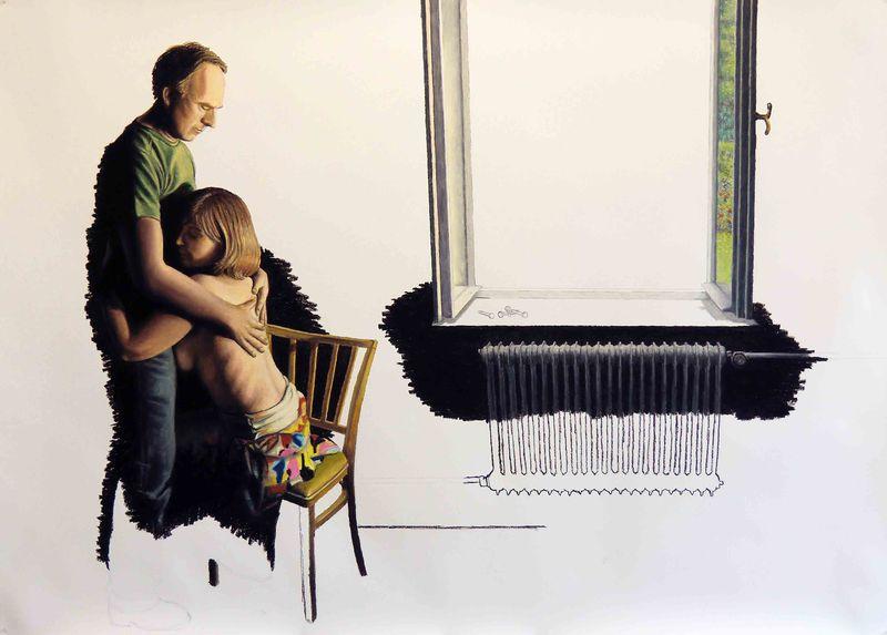 Jans Muskee - Window, 2012
