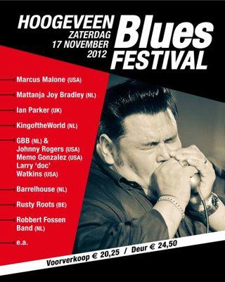 BluesfestivalHoogeveen2012
