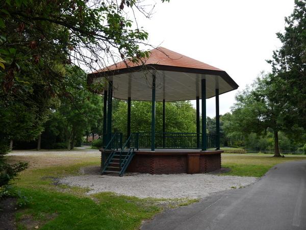 Muziekkoepel Julianapark Stadskanaal