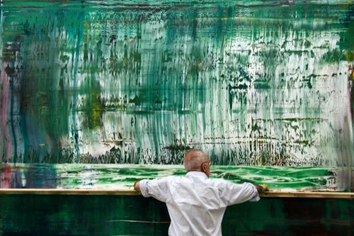 Gerhard Richter Painting 2