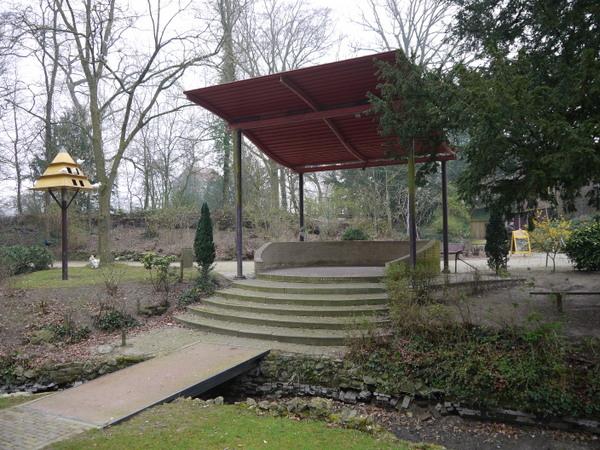 Muziekkoepel Deventer Vogeleiland
