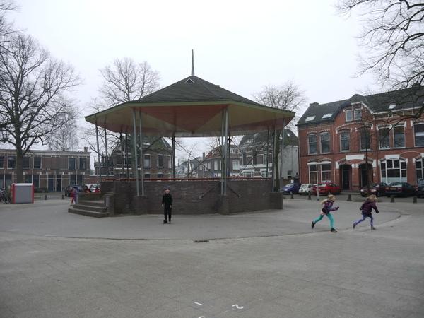 Muziekkoepel Zwolle