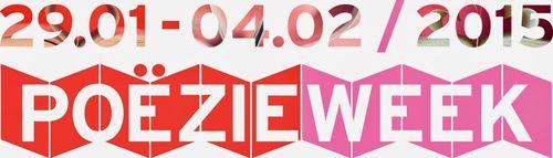 Poezieweek 2015