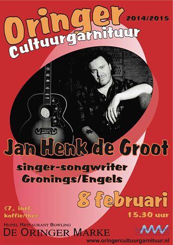 Jan Henk de Groot