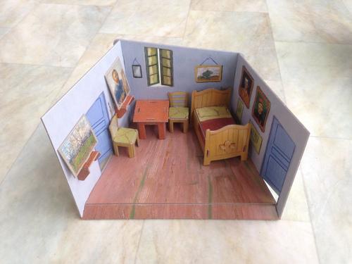 Slaapkamer Van Gogh Arles