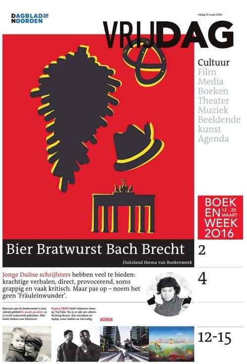 Vrijdag Boekenweek 2016