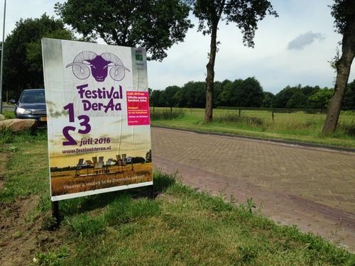 Op komst Festival Der Aa