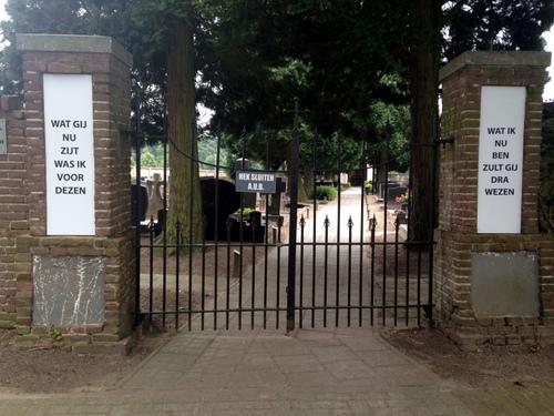 Begraafplaats Looweg Dalen