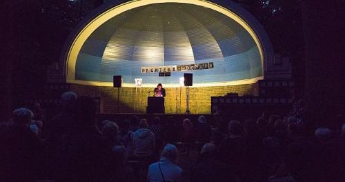 Dichters in het Donker Foto Joop Nijhof