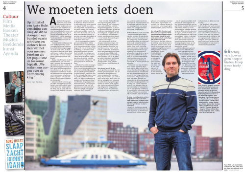 Interview Auke Hulst DvhN