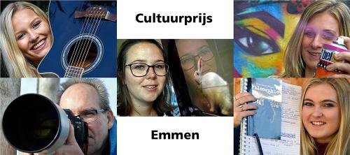 Cultuurprijs Talent Emmen