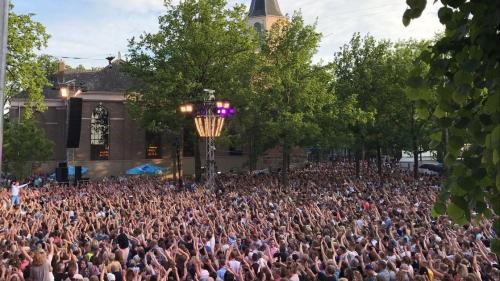 Muziekfeest Op Het plein Emmen