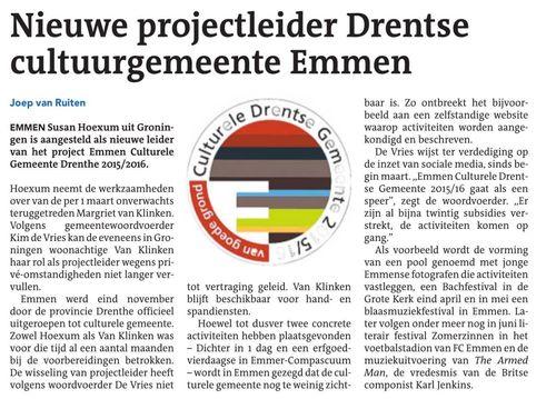 Projectleider Van Goede Grond