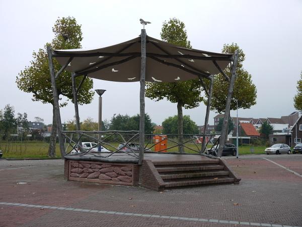 Muziekkoepel Nieuw-Vennep