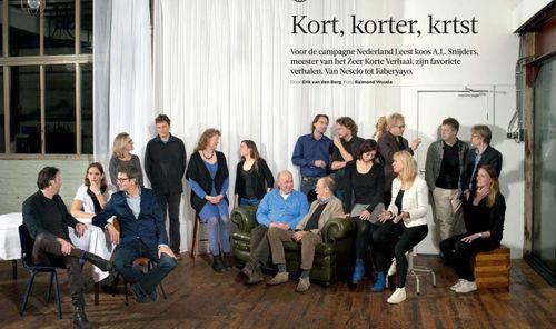 Nederland Leest Gerard Stout