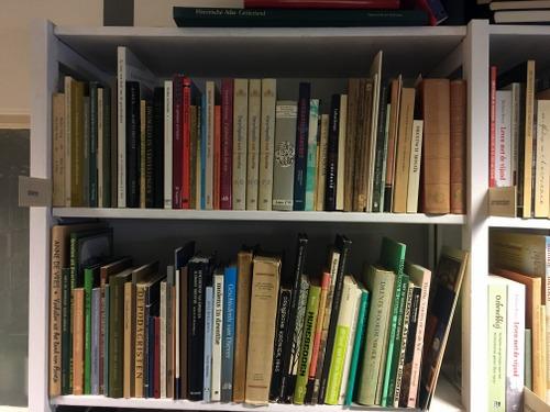 Enschede Boekenkast Broekhuis Drenthe