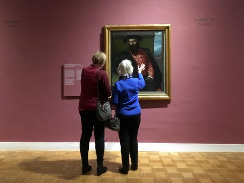 Enschede Rijksmuseum Twenthe Moretto