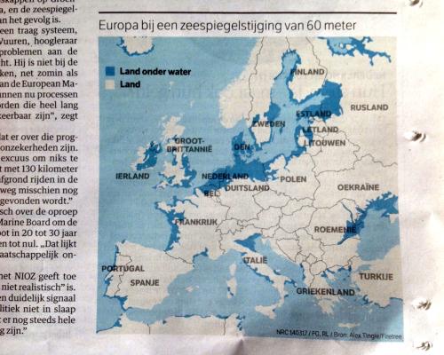 NRC Zeespiegel