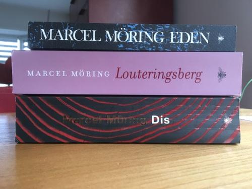 Trilogie Marcel Moring