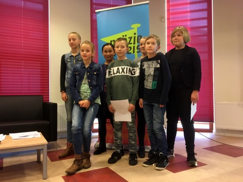 Kinderdichter Vlagtwedde