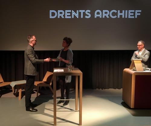 Marcel Moring Drents Archief