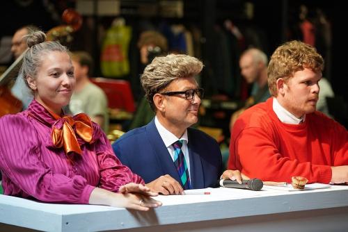 Uit de Jacques J de Musical van GOOV Muziektheater  foto Koen Timmerman