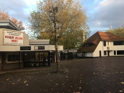 Oude dierenpark Emmen
