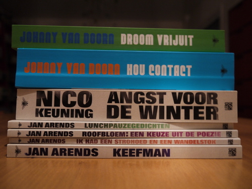 Jan Arends Johnny van Doorn