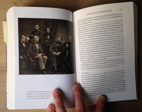Geschiedenis van de Russiche Literatuur