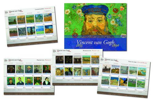 Van Goghzegels