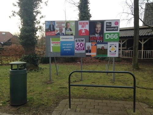 Verkiezingen Drenthe