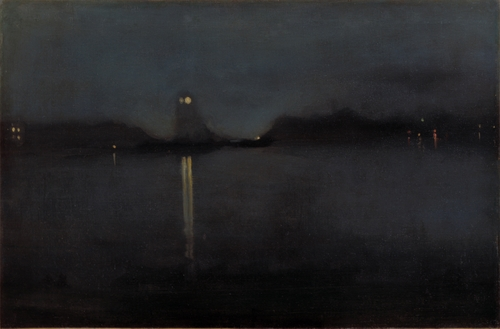 Nocturne James Abbott McNeil Whistler