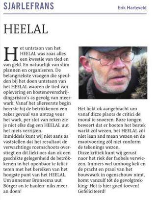 Heelal Erik Harteveld