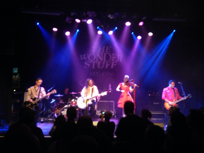 Weerzien met The Wonder Stuff