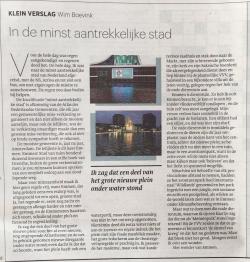 Wim Boevink Klein Verslag