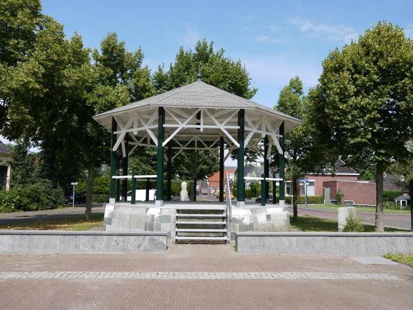 Muziekkoepel Bad Nieuweschans