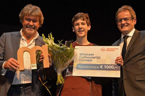 Cultuurprijs Emmen 2015