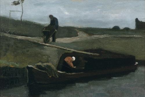 Turfschuit Van Gogh