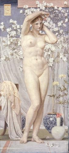 A Venus (1869) Albert Moore