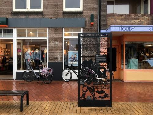 Coevorden Friesestraat Jean Pierre Rawie