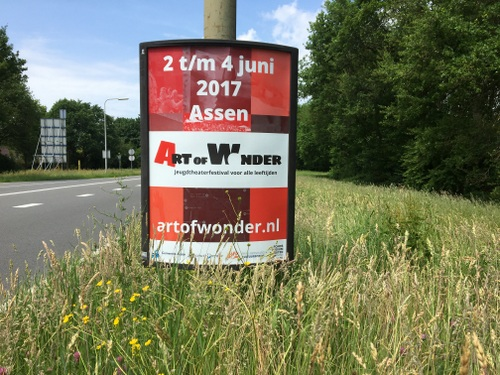Op komst Art of Wonder