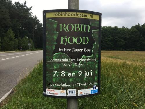 Op komst Robin Hood