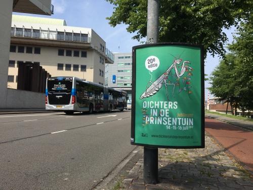 Op komst Dichters in de Prinsentuin 2017