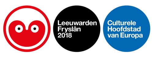 Logo Culturele Hoofdstad 2018