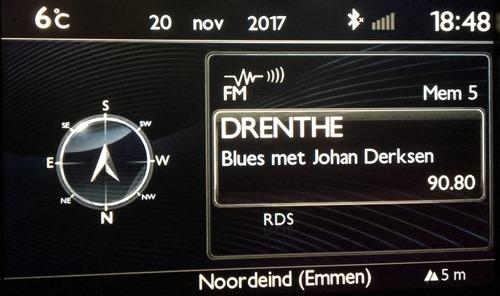 De blues met Johan Derksen