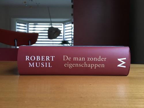 Robert Musil De man zonder eigenschappen
