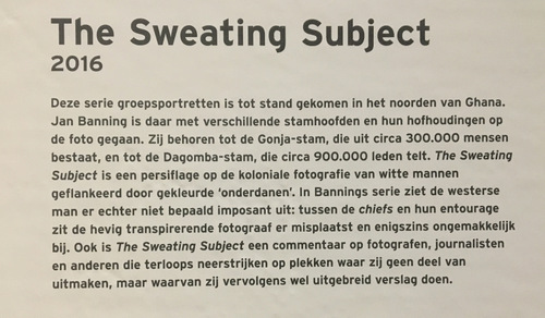 The Sweating Subject