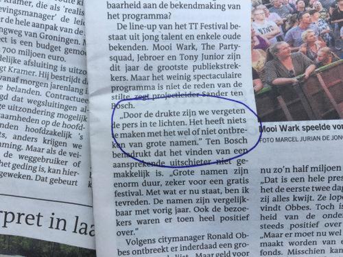 Vanwege Drenthe