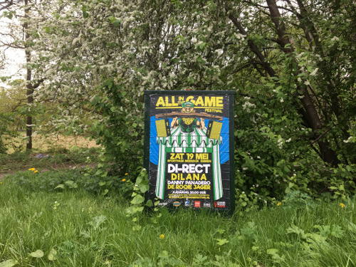 Op komst All in the game 2018