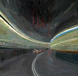Mark Lisser De Eindeloze Tunnel